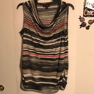 Dana Buchman sleeveless tank top